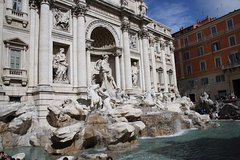 Small Group Walking Tour of Rome - Trevi Fountain, Pantheon and Spanish Steps