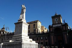 Naples Walking and Driving tour with pizza taste