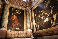 Caravaggios Art and Life Private Walking Tour in Rome