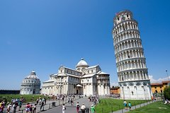 Livorno Shore Excursion: Pisa Leaning Tower and Florence Day Trip