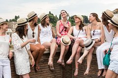 Bachelorette Party Wine and Food Tour in Rome