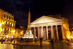 Rome by Night Walking tour Including Piazza Navona Pantheon and Trevi Fount