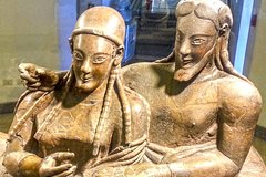 Skip-the-line guided tour of the National Etruscan Museum of Villa Giulia in Rome