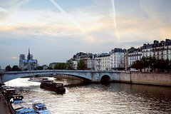 Imagen Seine River Cruise and Paris Illuminations Tour