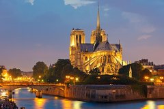 Imagen Eiffel Tower, Seine River Cruise and Paris Illuminations Night Tour
