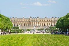 Visita para grupo pequeño a Versalles desde París con audioguía