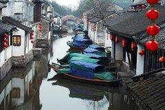 Salir de la ciudad,Excursiones de un día,Excursión a Suzhou,Excursión a Zhouzhuang