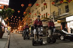 Sunset Chinatown and Little Italy Segway Tour
