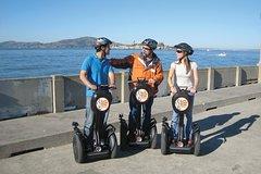 Alcatraz and San Francisco Waterfront VIP Segway Tour
