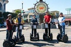 Wharf and Waterfront Quick and Fun Mini-Segway Tour