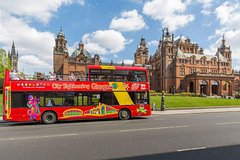 Ver la ciudad,Hop-On Hop-Off,Tour por Glasgow