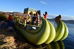 Imagen Uros and Taquile Islands by Fast Boat