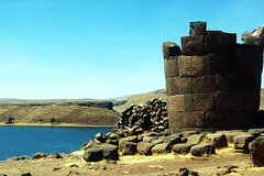 Imagen Full-Day Tour of Uros, Taquile and Sillustani from Puno