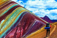 Imagen Vinicunca - Rainbow Mountain (New Cusipata Trail) 1H 30 MIN HIKE