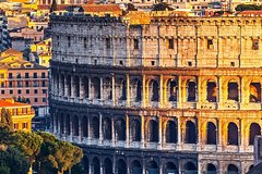 Top Belvedere Colosseum Skip the line Tour - Admire the sky of the Roman Empire