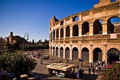 Special Combo - Colosseum Guided Tour & Food and Cultural Walking Tour