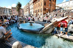 Private Tour: Rome's Squares and Fountains