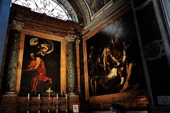 Rome Private Guided Tour Caravaggio and Baroque Masterpieces