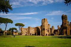 Private Tour: Guided Colosseum, Baths of Caracalla and Circus Maximus Tour
