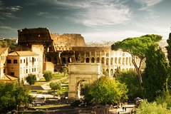 Skip the Line: Colosseum, Palatine Hill and Roman Forum Official Guided Tou