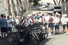 Guided Bike Tour of Rome Historical City Center