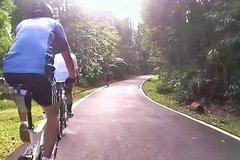Imagen Private Half-Day National Botanic Garden Cycling Tour from Kuala Lumpur