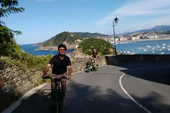 San Sebastián Electric Bike Tour