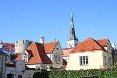 Shore Excursion: 4-Hour Tallinn Guided Sightseeing Tour