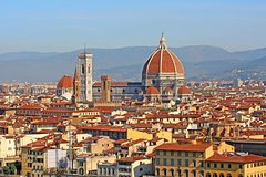 Day Trip to Florence and Pisa from Livorno Cruise Port