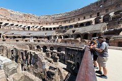 Fast Track Colosseum Private Archaeological Rome tour with Arena access