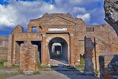 Private Half-Day Ancient Ostia Tour from Rome