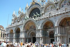 Doges Palace and St Marks Basilica Walking Tour