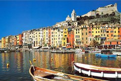 Cinque Terre with Vernazza Manarola and Corniglia Fullday from Florence