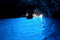 Capri and Blue Grotto Private Full Day from Rome
