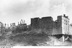 WWII BATTLEFIELDS: MonteCassino from Rome