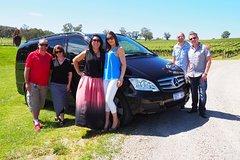 Private McLaren Vale Cellar Secrets Experience from Adelaide or Glenelg