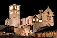 Assisi Deruta Montefalco Sagrantino wine PRIVATE TOUR from Siena