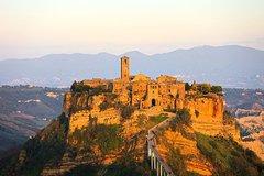 Orvieto Civita di Bagnoregio Pitigliano -Little Jerusalem- PRIVATE TOUR fro