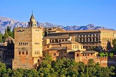 Imagen As três noites em Andaluzia são um dos destaques da excursão saindo de Sevilha, com Granada e Córdoba incluídas