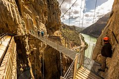 Imagen Caminito del Rey Shared 8-Hour Tour From Malaga