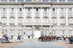 Panoramic Madrid Sightseeing Tour
