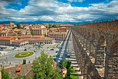 Imagen Segovia On Your Own Guided Walking Tour Half Day Tour PM