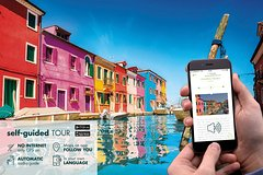 Venice Islands audioguide: Murano, Burano & Torcello