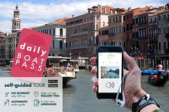 Venice at your own pace: Islands, Canal Grande and walking tours!