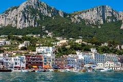 Open Voucher: Capri Tour With Island Cruise