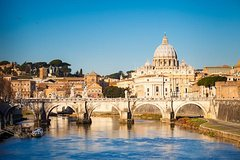 VATICAN MUSEUMS INCLUDING SISTINE CHAPEL FROM FLORENCE BY HIGH-SPEED TRAIN
