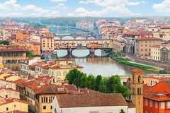 FIRENZE WALKING TOUR AND CHIANTI TASTING WITH ACCADEMIA OR UFFIZI OPTION
