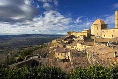 Volterra Day Trip from Florence with Wine Tasting and Tuscan Lunch