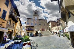 Private tour from Florence to CORTONA & MONTEPULCIANO