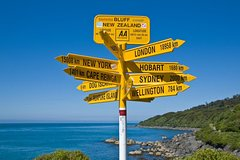Imagen Invercargill to Dunedin with Stewart Island Option
